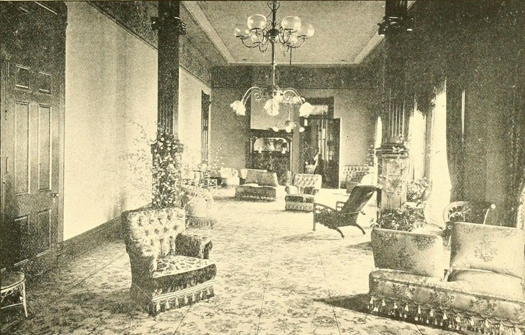 Hotels Of The Gilded Age