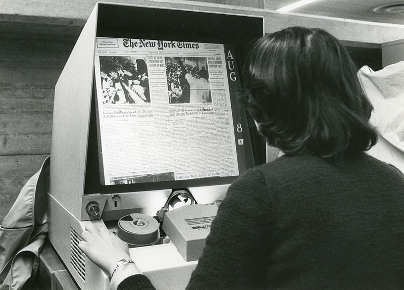 newspaper digitization